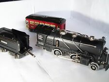 LIONEL 261E ENGINE WITH 261T TENDER   O GAUGE with 604 OBSV.