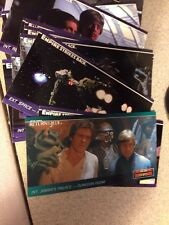 Empire Strikes Back Wide Vision Cards