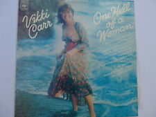 Vikki Carr ‎– One Hell Of A Woman LP, Aus, Vinyl NM
