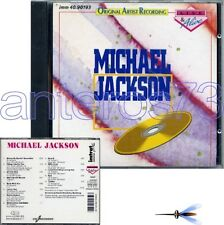 "MICHAEL JACKSON ""LIVE & ALIVE"" RARE CD GERMANY"