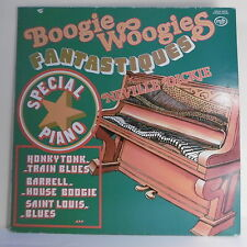 """33 tours Neville DICKIE Disque LP 12"""" PIANO BOOGIE WOOGIES - MFP 026-98.694"""