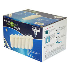 6 x UNIVERSAL CARTRIDGES TO FIT BRITA CLASSIC WATER FILTER JUG