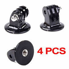 4X Tripod Monopod Mount Adapter For GoPro HD HERO 1 2 3 3+ 4 Camera Accessories