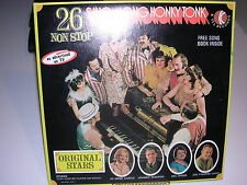 Sing Along Honky Tonk 26 Non Stop with Original Stars Ktel Records NU-423  G+ VG