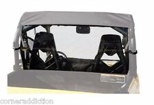 Rear/Back Window Can Am Commander 800R/XT & 1000 DPS, X, XT, XT-P Dust Stopper