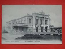 Haiphong Hải Phòng VIET NAM Vietnam Indo Chine Le Theatre old postcard