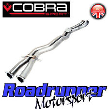 Cobra M3 E46 Stainless Centre Pipe Section Exhaust No Silencer BM22 Coupe Cabrio
