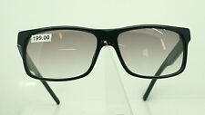 DIOR BLACK TIE  92/S SUNGLASSES BLACK ACETATE FRAME GREY GRADIENT LENS