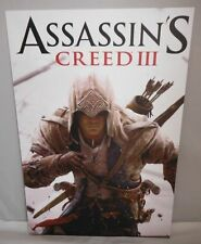 ASSASSIN'S CREED III 3 DISPLAY/ POSTER  15x10 INCHES