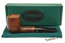 Chacom King Size 1201 KS Sandblast Tobacco Pipe - Large