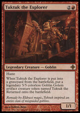MTG TUKTUK THE EXPLORER EXC - TUKTUK L'ESPLORATORE EXC - ROE - MAGIC