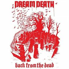 DREAM DEATH - Back From The Dead  (2-LP - RED/WHITE)