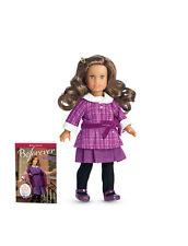 Rebecca Rubin American Girl Beforever Mini Doll & Mini Book Brand New 2014
