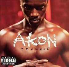 Trouble [PA] by Akon (CD, Jun-2004, Universal)#2946