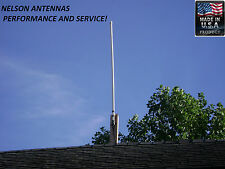 2 METER HIGH GAIN BASE ANTENNA. SLIM-JIM DESIGN. 6dB gain NOW 150 WATT RATED!
