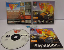 Console Game Gioco PS1 SONY Playstation PSOne PSX Play Activision - VIGILANTE 8