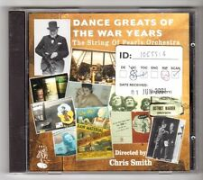 (GY252) The String Of Pearls Orchestra, Dance Greats of the War Years - 1993 CD