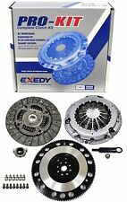 EXEDY PRO-KIT CLUTCH KIT+RACE CHROMOLY FLYWHEEL fits 06-14 SUBARU WRX 2.5L EJ255