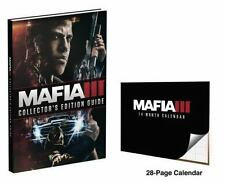 Mafia III : Prima Collector's Edition Guide by Prima Games (2016) FREE SHIP/ TRK