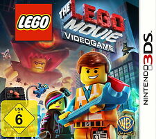 The LEGO Movie Videogame Nintendo 3DS/2DS *Top*