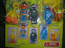 Medicom Sesame Street Kubrick Series 1 Set of 5