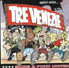 TRE VENEZIE - Skins & Punkx United CD NEU SKA PUNK
