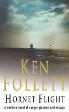 Hornet Flight, By Follett, Ken,in Used but Acceptable condition