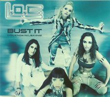 Maxi CD - L.O.C.  - Bust It (You Know I'm Leaving) - #A2262
