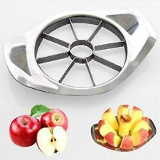 Apple Slicer Corer Divider Cutter Wedger Tool Stainless Steel (NEW)