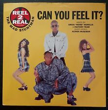 "Reel to Reel -   'Can you feel it' -   7"" single -  45rpm"
