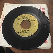 "LITTLE GREEN BAG, GEORGE BAKER SELECTION,  45 RPM  VINYL 7"" FROM 1970"