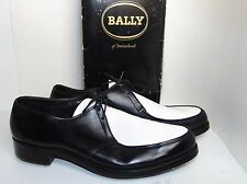 VNTG 60'S BALLY OF SWITZERLAND 11.5 B(11.5-12 M) BUFFALO & CORFAM GOLF SHOES