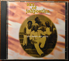 Give Thanks & Praise by Axx of Jahpostles (CD, 1996, Axx Jamaica) - MINT