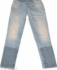Diesel Jeans  Matic-K2  W26 L32  Wash 0881I Stretch  Used/Destroyed Look