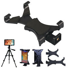 "Universal Tripod Mount Holder Bracket 1/4""Thread Adapter For 7""~10.1""Tablet iPad"