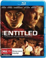 The Entitled (Blu-ray, 2012)  New Sealed  Region B