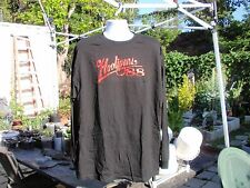 hooligans 88 xl t shirt red ink  long sleve