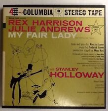 MY FAIR LADY Soundtrack & Music  Reel To Reel