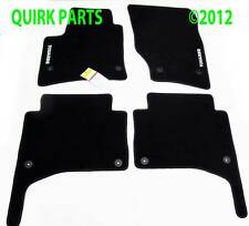 2004-2010 VW Volkswagen Touareg MOJOMATS Carpeted Floor Mats Set of 4 Front Rear