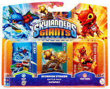 Skylanders Giants Battle Pack Catapult PS3 XBOX360 3DS WII WIIU