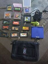 Gameboy advanced SP bundle