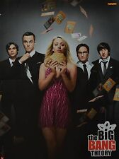 THE BIG BANG THEORIE - A3 Poster (ca. 42 x 28 cm) - Clippings Sammlung NEU