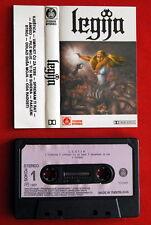 LEGIJA S/T HEAVY METAL 1987 RARE EXYUGO CASSETTE TAPE N/MINT