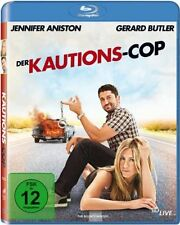 Der Kautions-Cop [Blu-ray](NEU & OVP) Jennifer Aniston, Gerard Butler, Christine