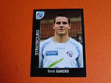 N°464 GAMEIRO RC STRASBOURG MEINAU RCS FOOT 2008 FOOTBALL 2007-2008