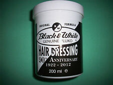 Black & White genuine Pluko Hair Dressing Pomade €8,29/ 200g (€4,15/100g)