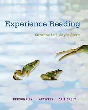Experience Reading Bk. 1 by Suzanne Liff and Joyce Stern (2011, Paperback)