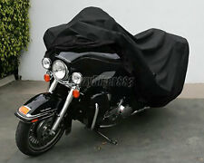 Outdoor UV Protector Motorbike Bike Rain Dust Motorcycle Cover Waterproof XXXL