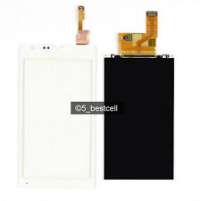 New White Sony Xperia SP M35h C5302 C5303 Touch Screen Digitizer+LCD Display