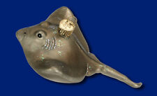 """Stingray"" (12397) Old World Christmas Glass Ornament"